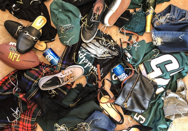 8 Super Bowl Outfits for the Eagles Fangirl